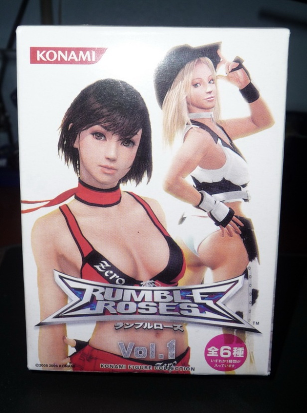 Konami Rumble Roses1090959