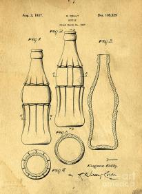 coca-cola-bottle-patent-art-1937-blueprint-drawing-edward-fielding
